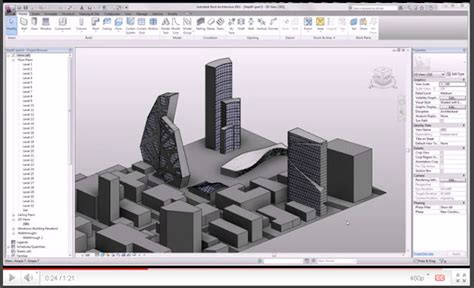 revit tutorial graz revit structure learning curve rac2011 professional mass