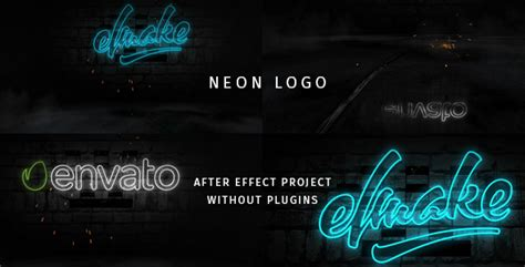 Videohive Neon 19342769 Free Download Free After Effects Template Videohive Projects Videohive After Effects Templates Free
