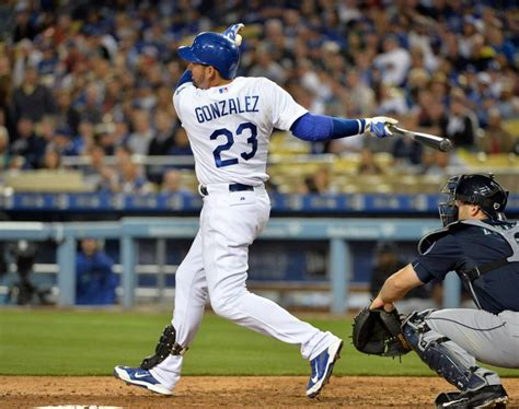 dodgers news adrian gonzalez explains team s home run