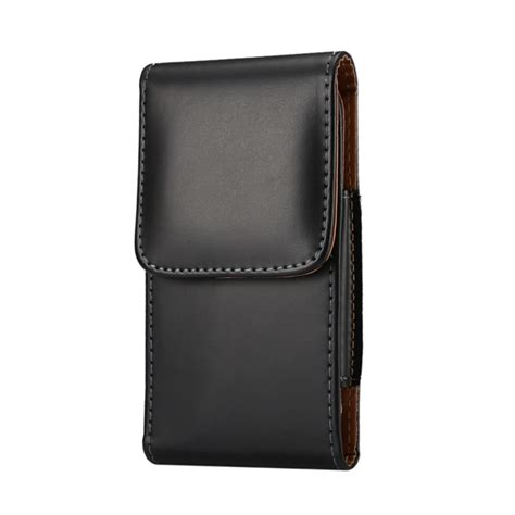 Universal Vertical Beltclip 5 2 Inch 5 2 5 7 inch for iphone 6 plus holster hip belt clip leather vertical jpg