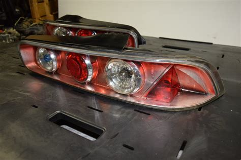 aftermarket jdm dc2 integra type r tail lights tail