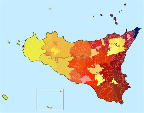 di sicilia lingue e dialetti della sicilia