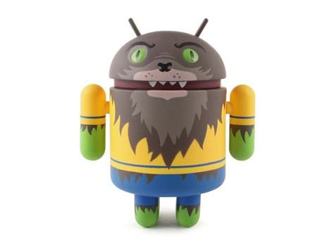 android figure android collectible mini figure special edition gadgetsin