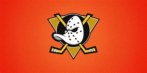 Kaos Anak Mighty Ducks Anaheim Logo ducks officially debut orange third jersey icethetics co