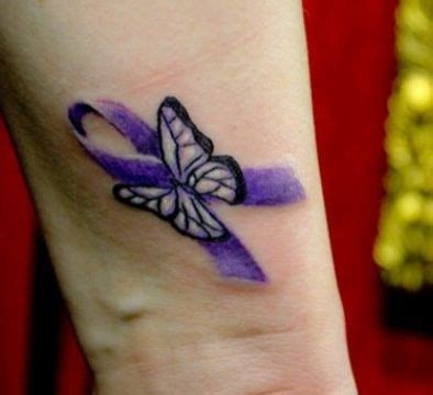 purple ribbon tattoo 25 best parkinson s alzheimer s dementia images
