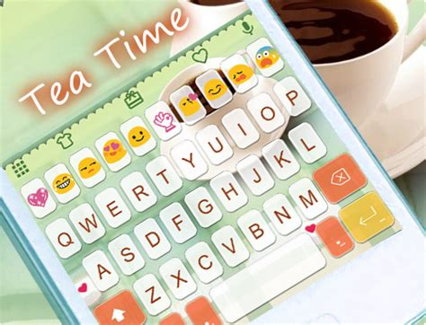 wallpaper emoji keyboard tea wallpaper emoji keyboard android apps on google play
