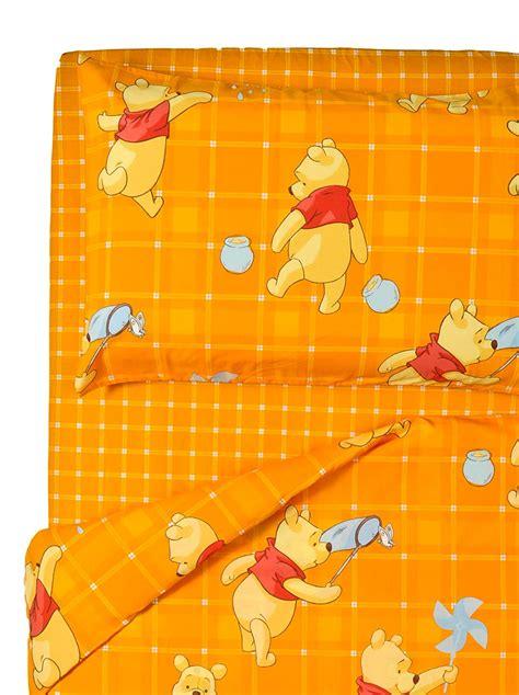 piumone winnie the pooh copripiumino completo letto singolo disney pooh