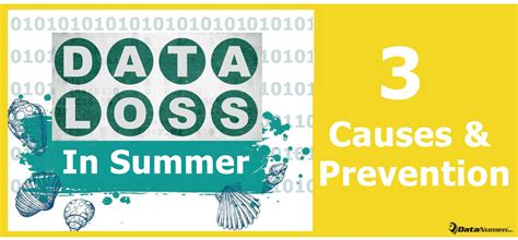 7 Loss Tips For Summer by 3 Causes Prevention Tips For Frequent Data Losses