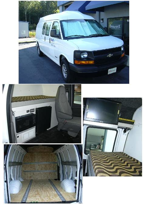 Sleeper Vans by Bradley S Introduction To Expediting Cargo And