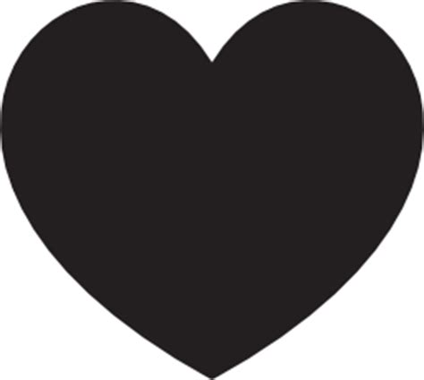 flat design icon heart flat heart clipart best