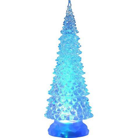 keamingk lumineo led acrylic light colour change waterfall
