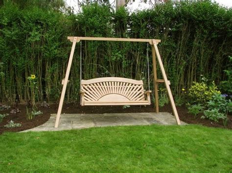 garden tree swing seat 99 best images about outdoor tree swings seating on