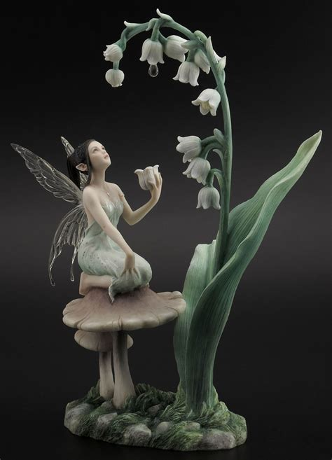 Of The by Of The Valley Figurine By
