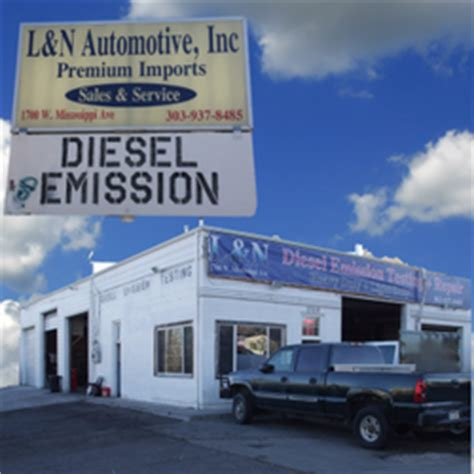 L Repair Denver by L N Diesel Emission Testing Repair 13 Reviews Smog