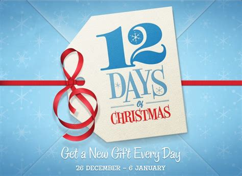 Itunes Christmas Giveaway - apple launches itunes 12 days of christmas promotion for european users cult of mac