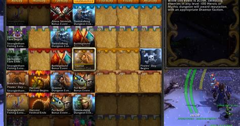 draenor dungeon event themaster wow