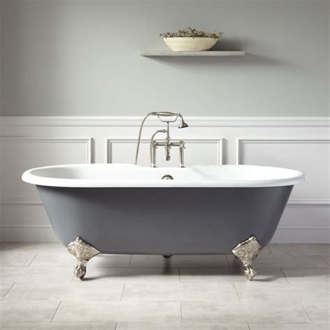 used clawfoot bathtubs used clawfoot tubs for sale bathtub designs