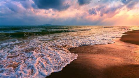 wallpaper hd 1920x1080 sea download 1920x1080 hd wallpaper beach foam adriatic sea