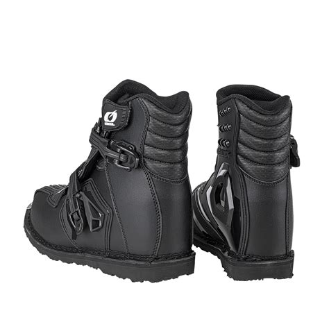 shorty motocross boots rider boot shorty motoros csizma fekete rideshop