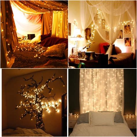 Decoration Lights For Bedroom Lights Room Decoration Ideas Room Decorating Ideas Lights Creative Home