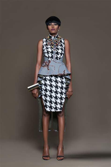 Wst 5880 Mix Print Dress Grid coup de classe christie brown fashion