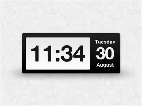 electronic clock psd free material over millions vectors