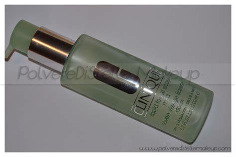 Dl Clinique review liquid soap mild clinique