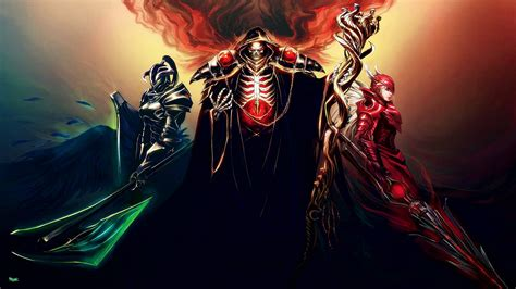 overlord    review anime tldrcom