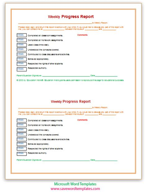 Soft Report Template Word Project Status Report Soft Templates
