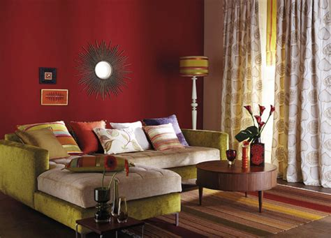 green and red living room 26 great living room design ideas by harlequin decoholic