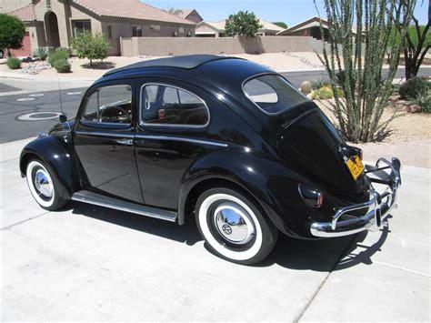 volkswagen beetle 1960 custom 1960 volkswagen beetle sunroof 180247