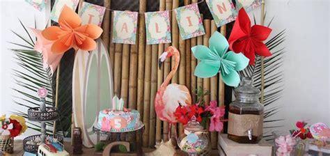 Kara's Party Ideas Tropical Hawaiian Birthday Party   Kara