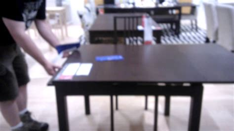 primmer expanding table youtube expandable table ikea youtube