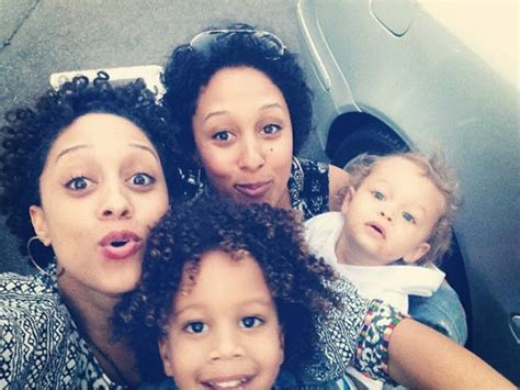 Tia and Tamera Mowry Have Family Time With Sons   MommyBrown.com   African American Moms and
