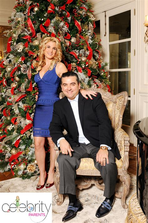 buddy valastro house celebrity interview buddy valastro of cake boss celebrity parents magazine