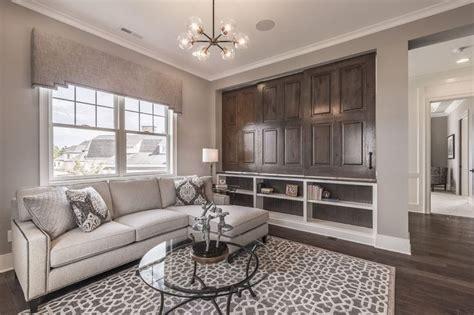 Gray Living Room Walls