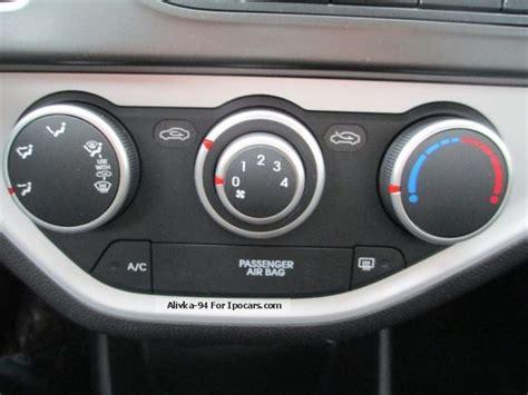 Kia Picanto Air Conditioning 2013 Kia Picanto 1 0 5 Door Air Conditioning Central
