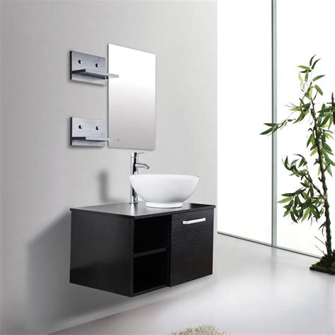 Floating Sink Cabinet by 28 Quot Bathroom Vanity Countertop Sink Wall Mount Floating