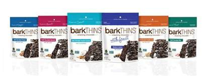 Bark Thins, Dark Chocolate Almond