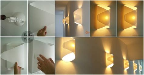 How To Make A Paper Light - how to make cool diy paper l step by step tutorial