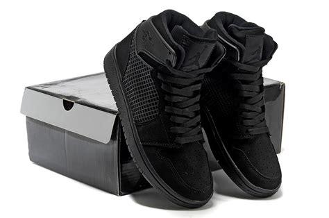 air 1 high all black shoes aaj500 75 00