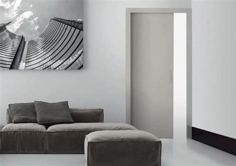 montare porta montare una porta scorrevole esterna al muro porte