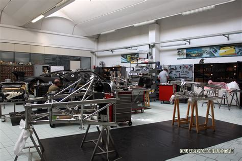 pagani factory prepare to drool hard pagani factory visit teamspeed com
