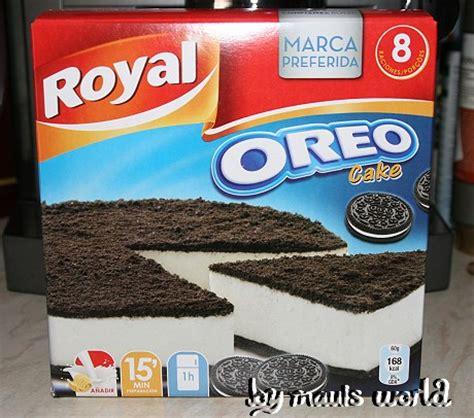 oreo kuchen backmischung royal oreo cake oreo kuchen mauis world
