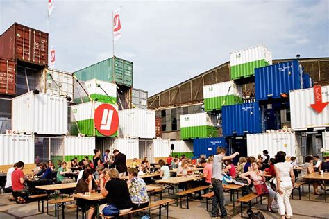 Balcony Designs Pictures o a s recycled shipping container theater pops up in