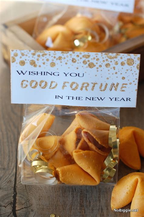 new year fortune cookies 7 new year s favor ideas