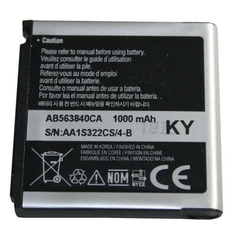 Charger Vivan By Artanti Acc samsung battery battery ab563840ca original original