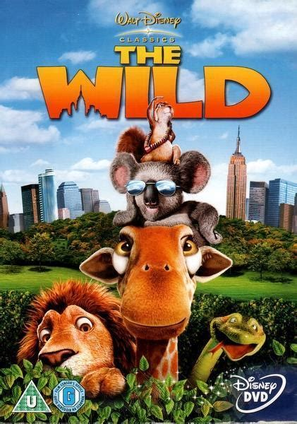 film disney wild the wild dvd walt disney 2006 disney pinterest