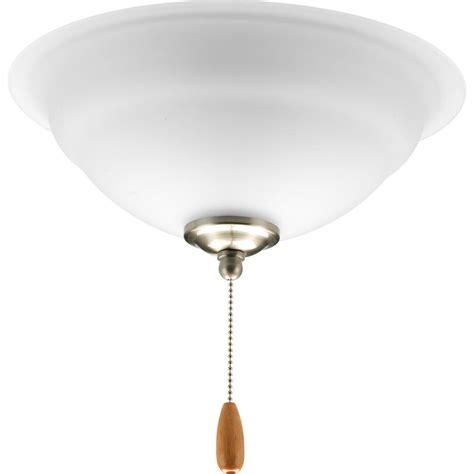 progress lighting ceiling fan progress lighting torino collection 3 light brushed nickel
