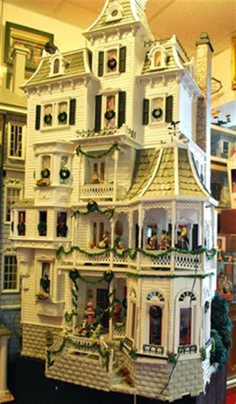 biggest doll house ever dollhouse miniatures on pinterest dollhouses miniature dollhouse and miniature